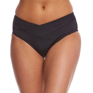 Kenneth Cole | Crossover Bikini Bottoms S